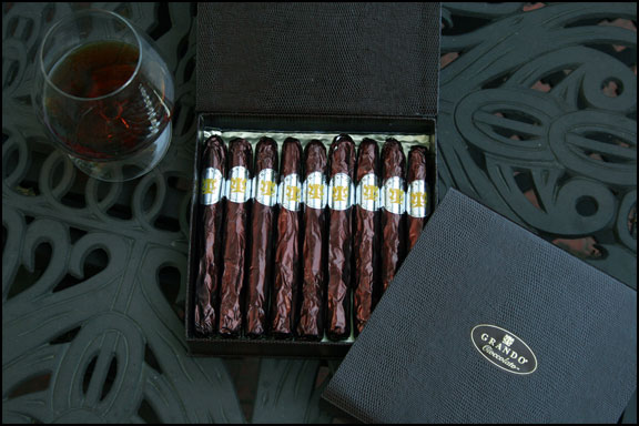 Grando Cioccolato Chocolate Cigars